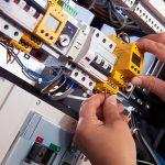 חיבור חשמל למזגן