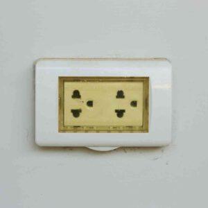חיבור חשמל מוגן מים